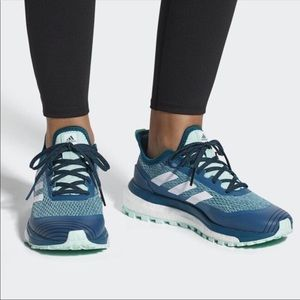 Adidas Response Teal Women's Trail Running Shoes